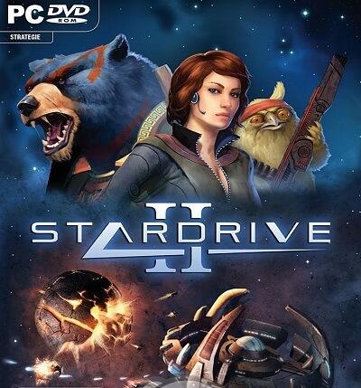 بازی جنگ درمیان ستارگان StarDrive 2