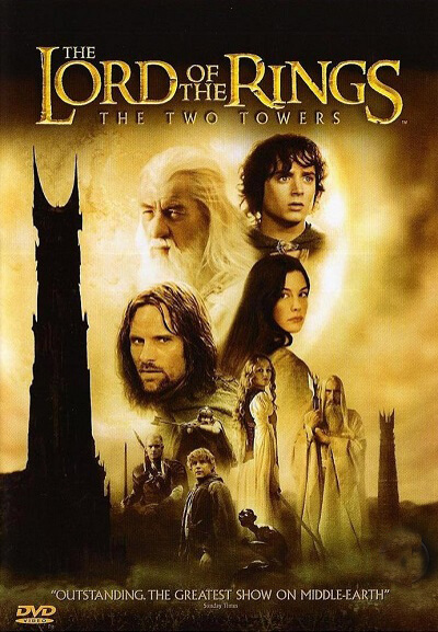 فیلم The Lord of the Rings The Two Towers 2002 دوبله فارسی