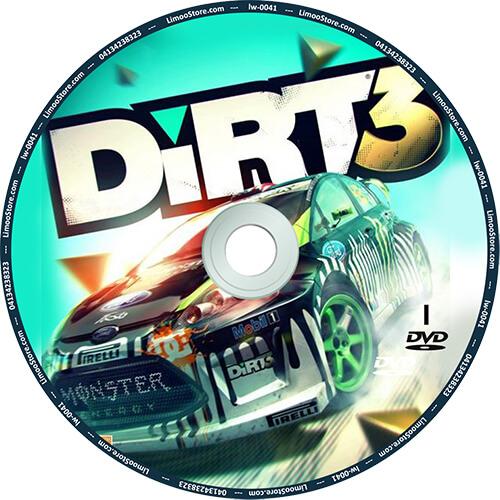 بازی مسابقات رالی صحرا Dirt 3
