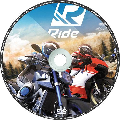 بازی موتورسواری RIDE نسخه PC