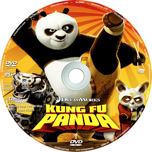 انیمیشن کونگ فو پاندا Kung Fu Panda تمامی قسمت ها