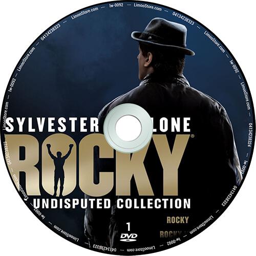 مجموعه فیلم های راکی Rocky (دوبله فارسی)