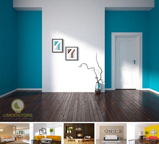 طراحی سه بعدی دکوراسیون فضای داخلی
