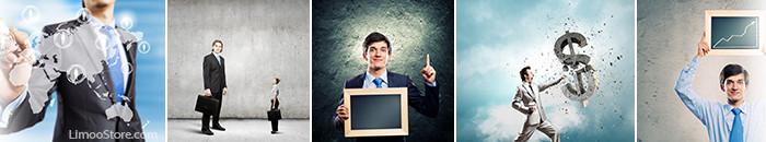 تصاویر مفهومی کسب و کار و تجارت