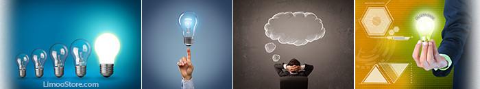 صاویر مفهومی ایده های تجارت