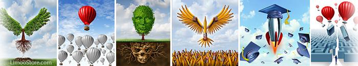 تصاویر مفهومی آزادی