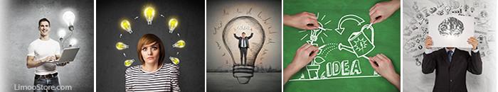 تصاویر مفهومی ایده های خلاق