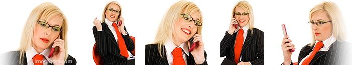 تصاویر خانم ها در کسب و کار و تجارت