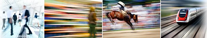 تصاویر مفهومی زندگی سریع