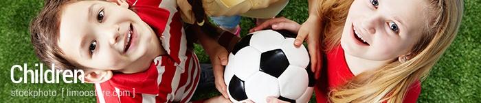 استوک کودکان ورزشکار