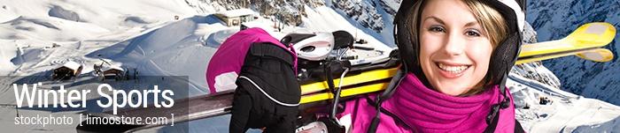 استوک ورزش زمستانی
