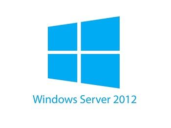 لوگو ویندوز سرور 2012