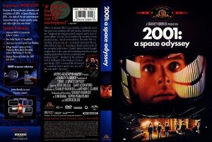یک ادیسه فضایی «A Space Odyssey»